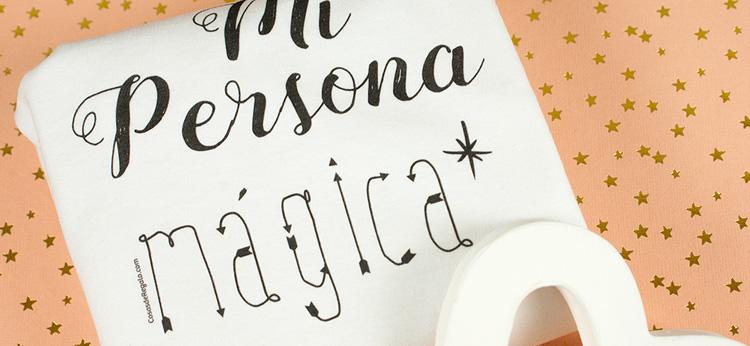 regalos para muejeres eres mi persona mágica