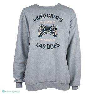 Sudadera Video Games para hombre